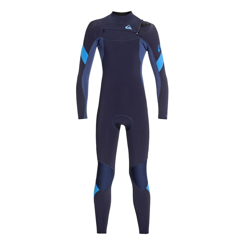 Boy's 4.3mm Syncro Chest Zip GBS Wetsuit