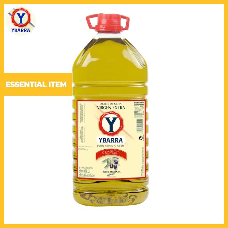 5L Spanish Origin Extra Virgin Olive Oil