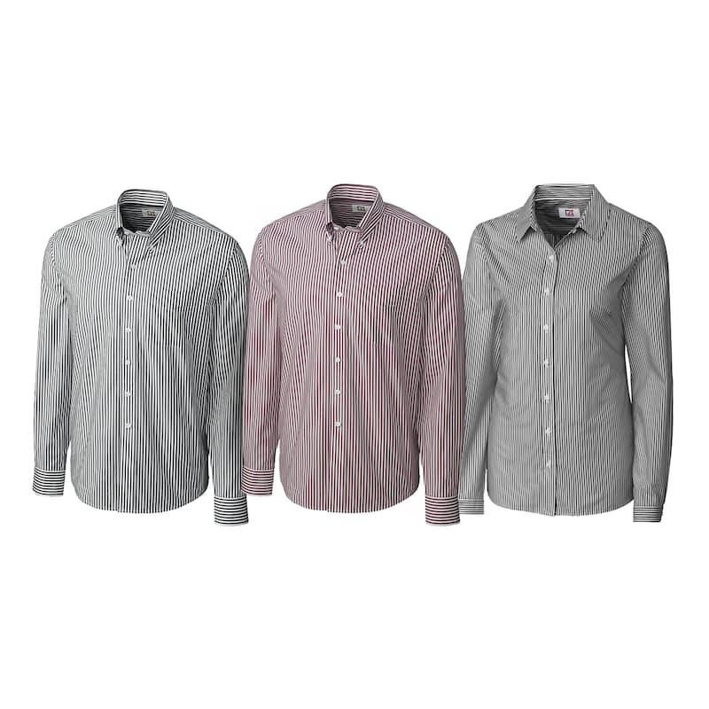 Men's or Ladies Bengal Woven Shirt