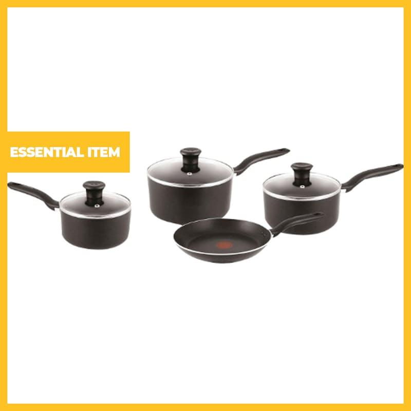 Essential 7 Piece Non-Stick Cookware Set