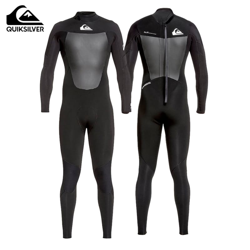 Men's 3.2mm or 4.3mm Syncro Back Zip GBS Wetsuit