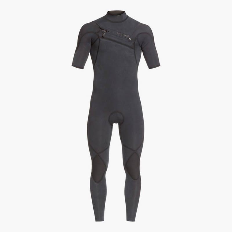 Men's 2.2mm Highline Ltd Monochrome Short Sleeve Chest Zip Wetsuit