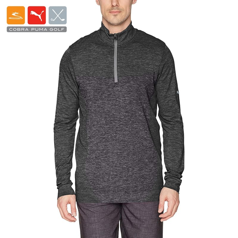 Evoknit Seamless 1/4 Zip Pullover