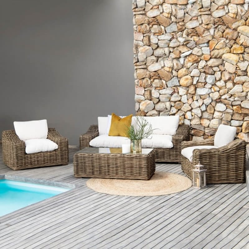2-1-1 Patio Lounge Set