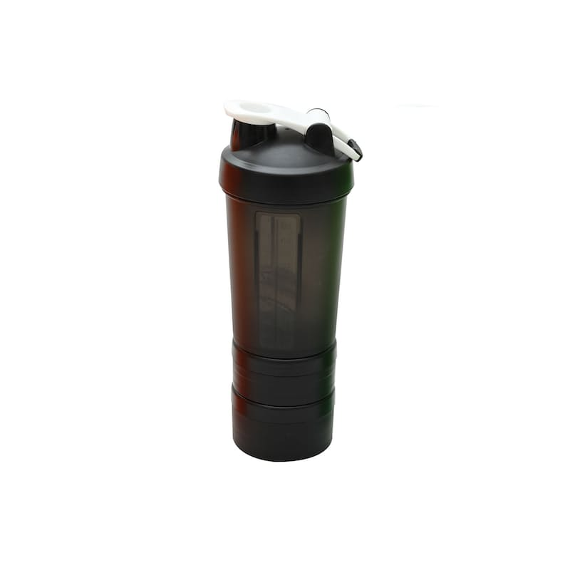 450ml Sports Shaker with 2 Removable Containers