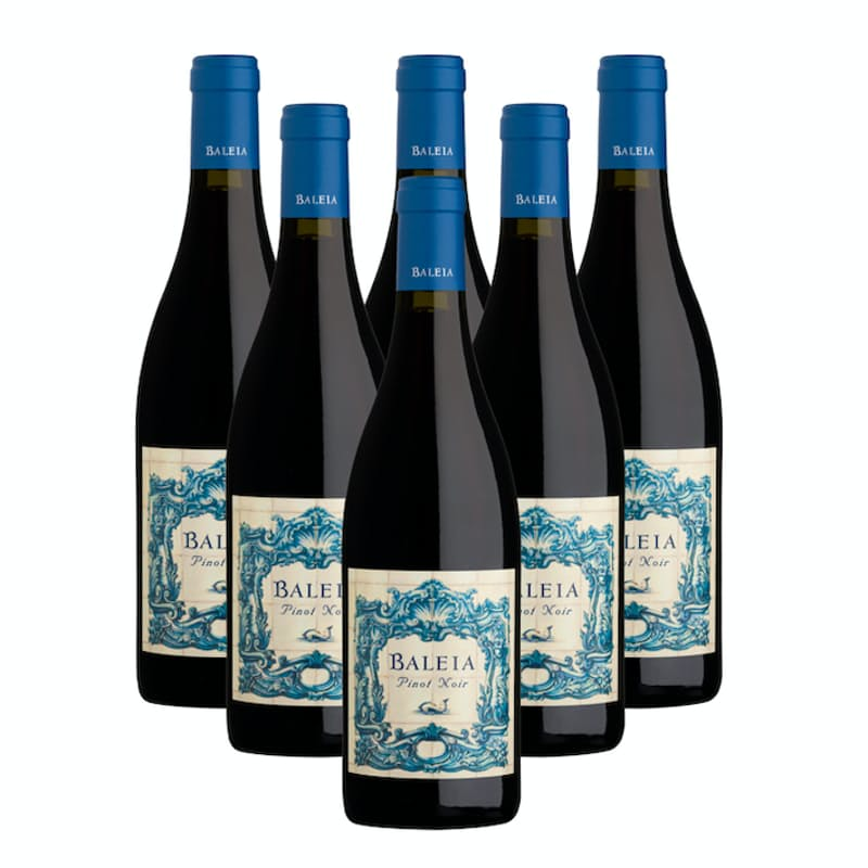 Pinot Noir 2014 (R158.16 per bottle, 6 bottles)
