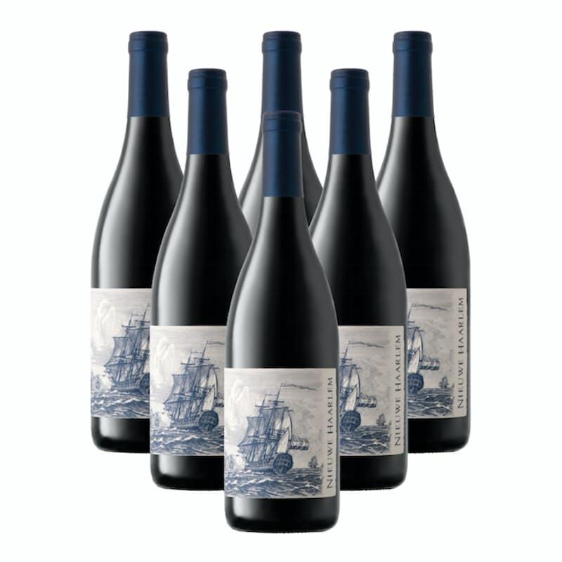 Swartland Pinotage 2017 (R79.83 per bottle, 6 bottles)