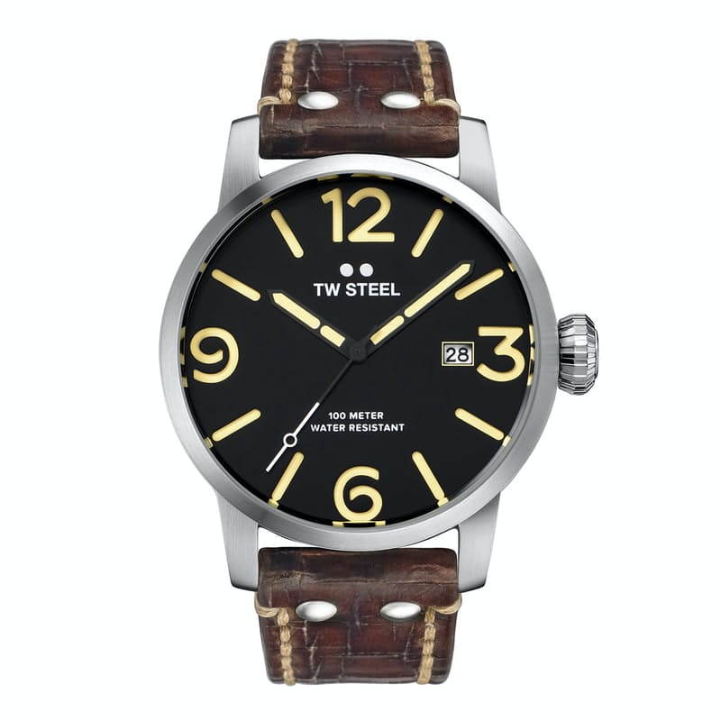 Men's Maverick 3-Hands Watch (Available in Multiple Styles & Sizes)