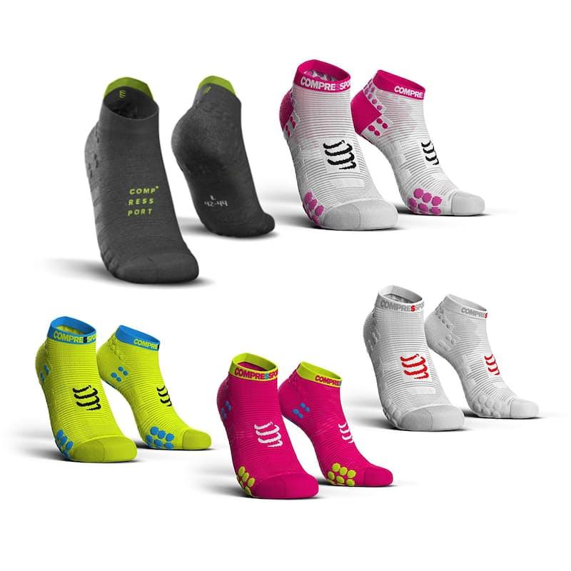 Run Low V3 Compression Socks