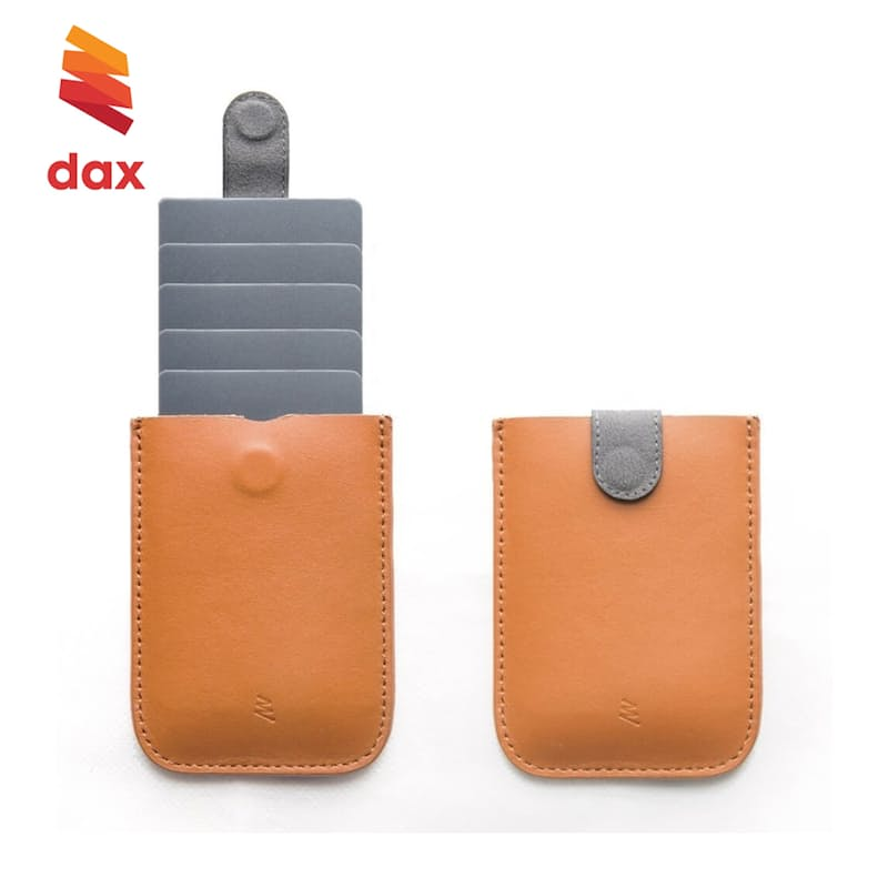 DAX Leather - The Premium Wallet With a Trick Up It's Sleeve