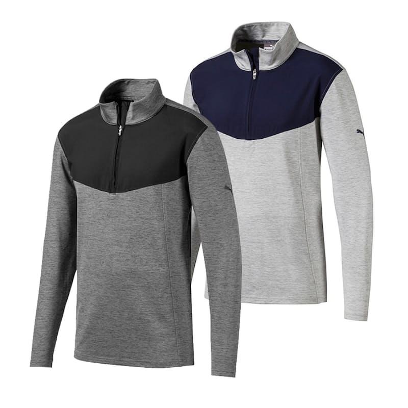 Men's Preston 1/4 Zip Pullover