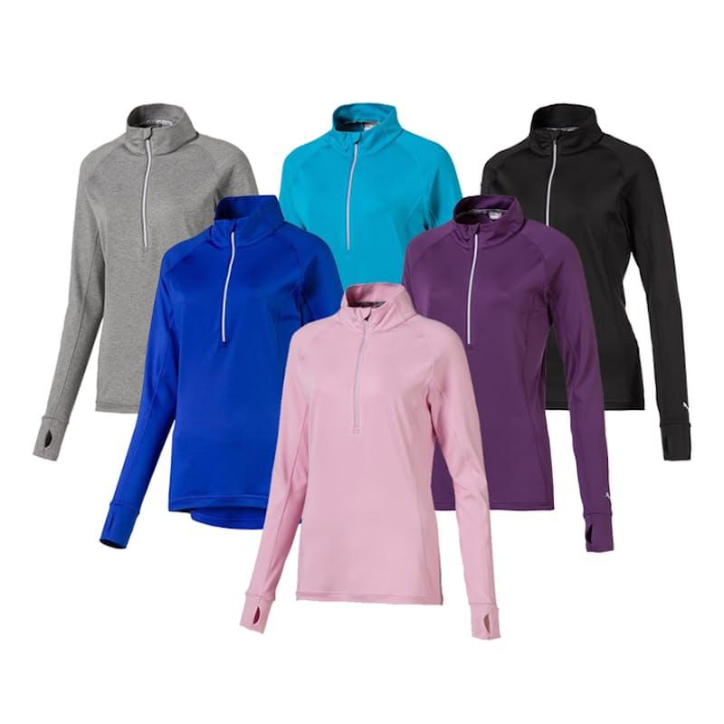 Women's Rotation Golf 1/4 Zip Pullover
