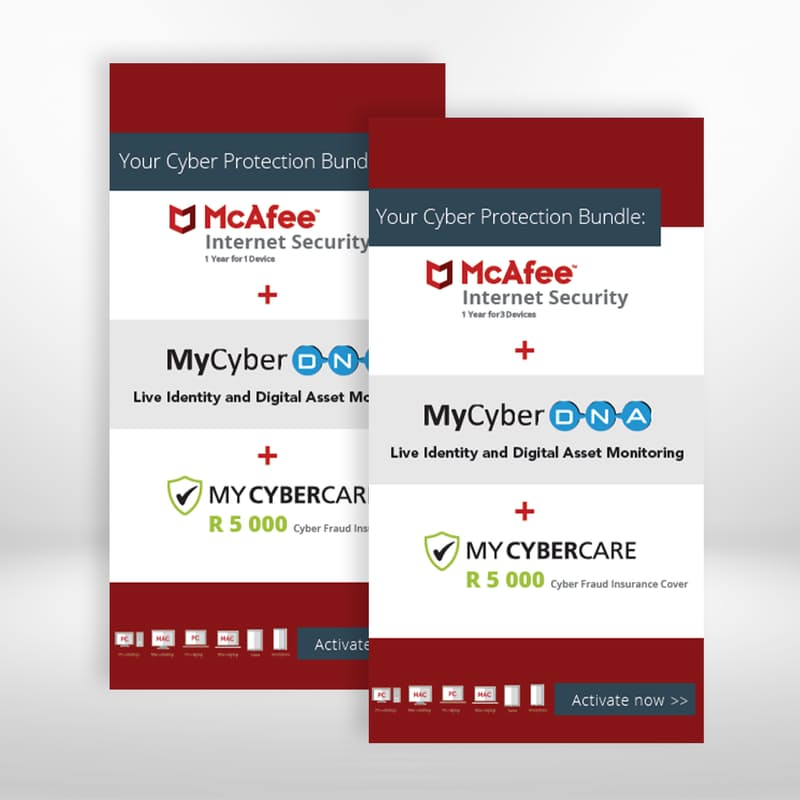 Internet Security 2020 Cyber Protection Bundle