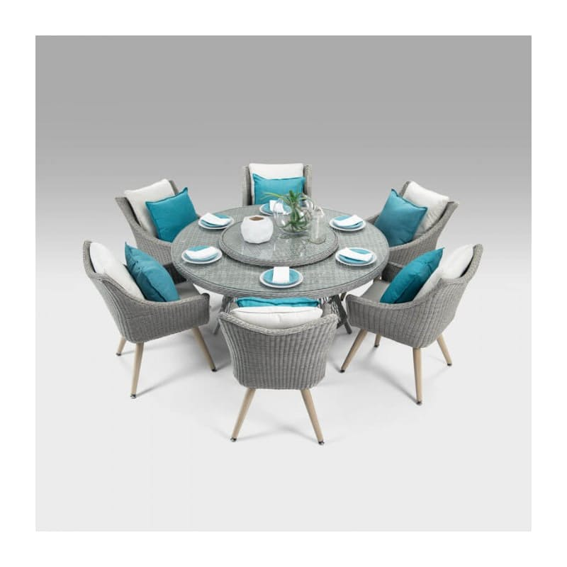 26% off on Aspen Marseille 6-Seater Patio Dining Set ...