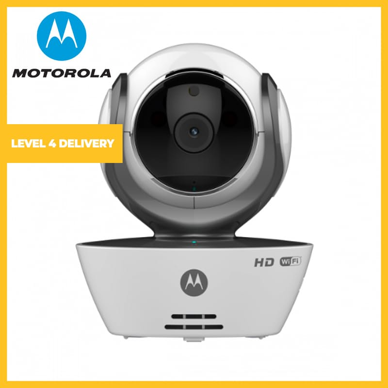 HD Wi-Fi Indoor Video Camera and Baby Monitor