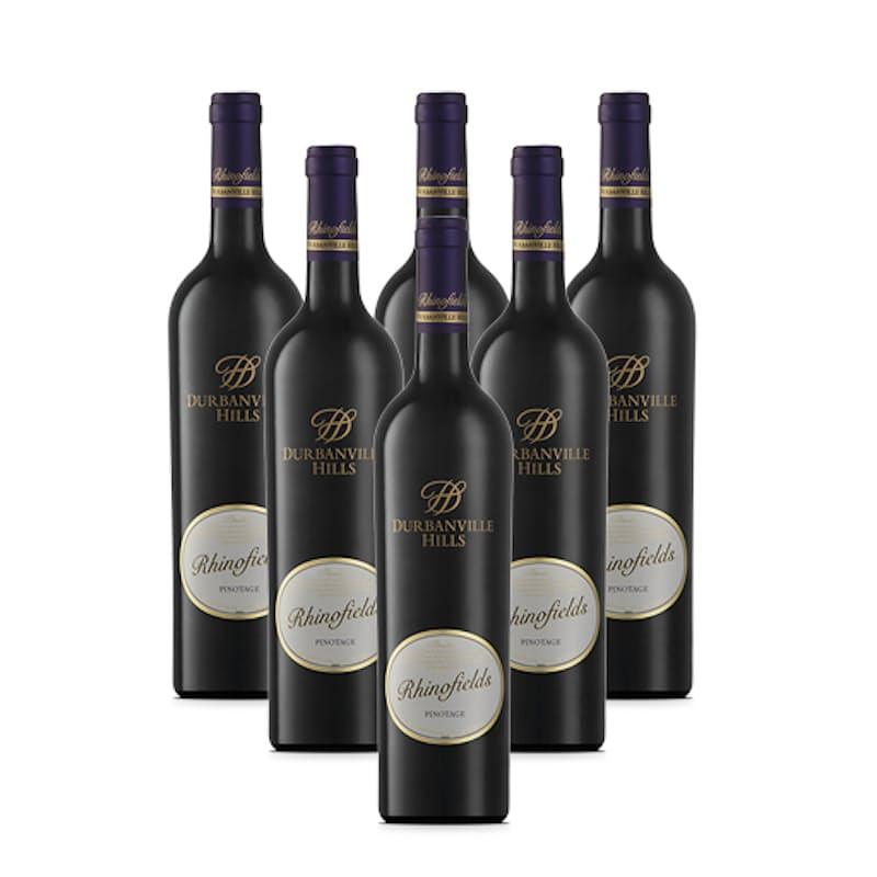 Rhinofields Pinotage 2014 (R133.16 per bottle, 6 bottles)