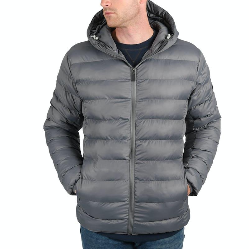 Unisex Performance Puffer Jacket