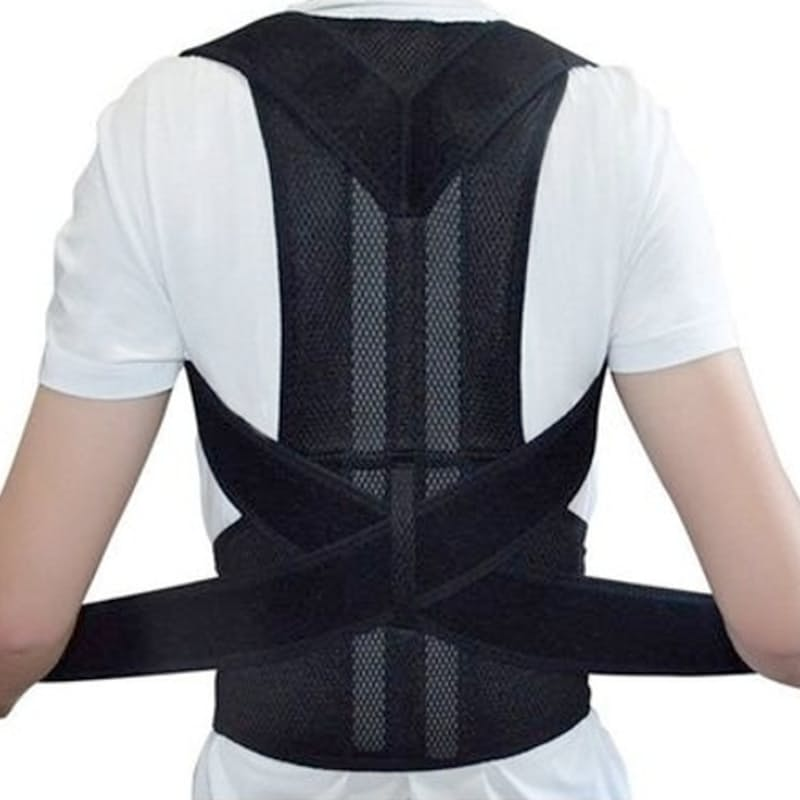 Posture Corrector and Back Support Brace