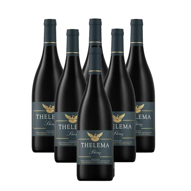 Shiraz 2015 (R166.50 per bottle, 6 bottles)