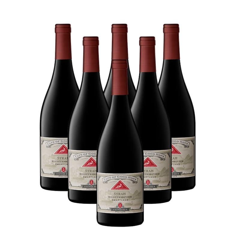 Riebeeksriver Syrah 2015 (R116.50 per bottle, 6 bottles)