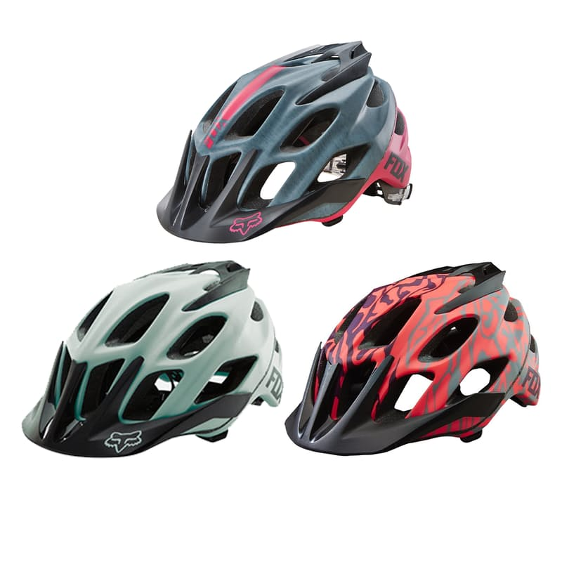 Ladies Flux Trail-Ready Helmet