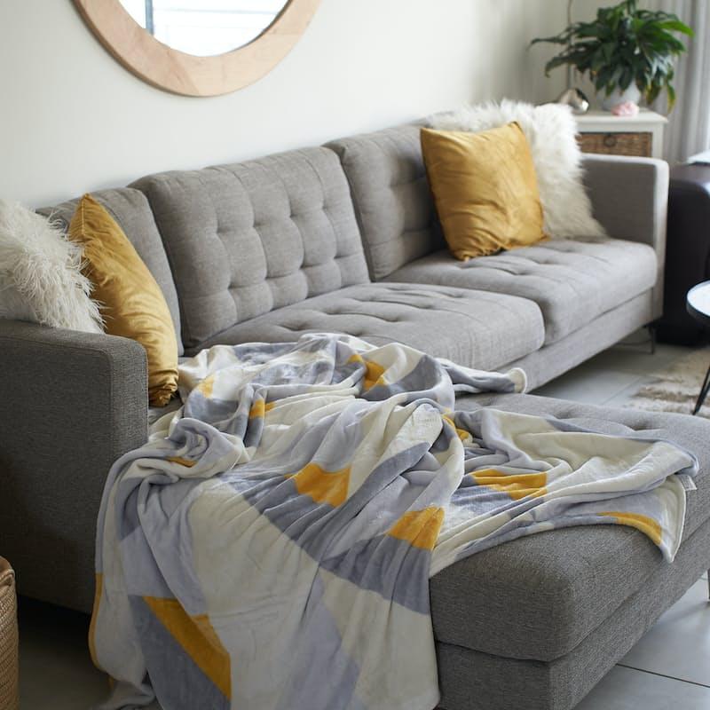 230x200 cm Fleece Blanket