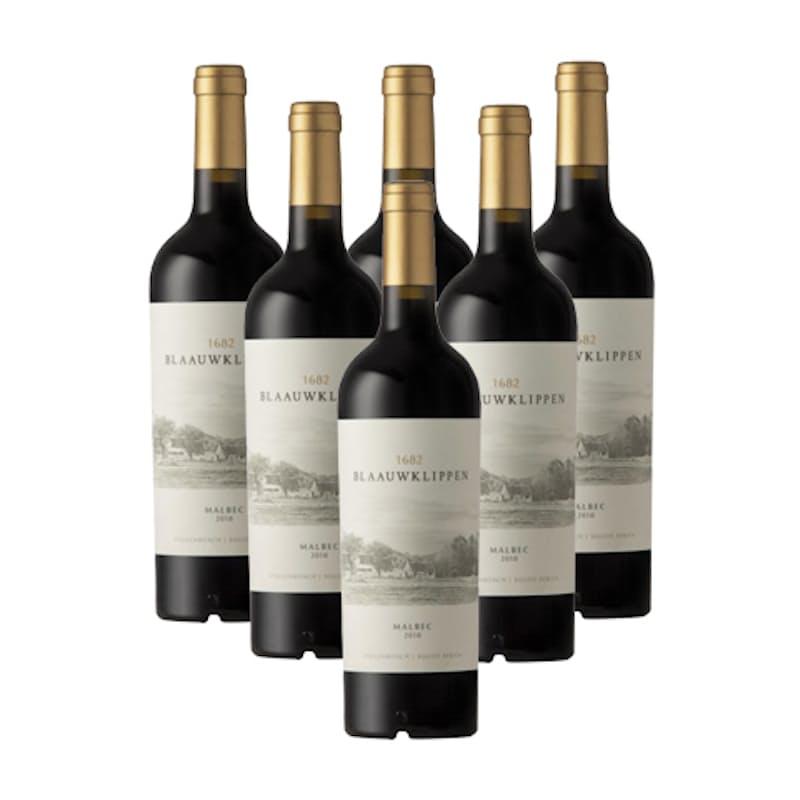 Stellenbosch Malbec 2018 (R116.50 per bottle, 6 bottles)