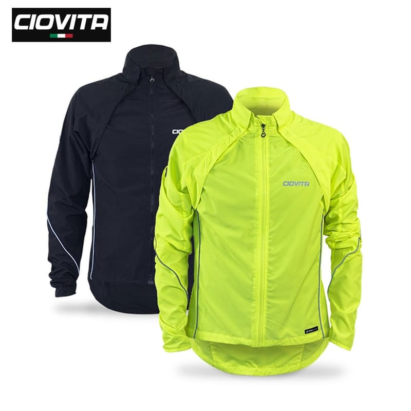 Men's Vindex Cycling Jacket and Gilet