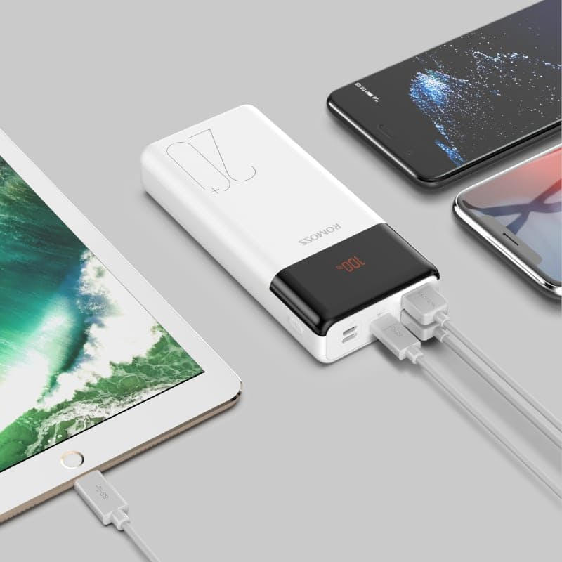 LT20PS+ USB 20 000mAh Power Bank