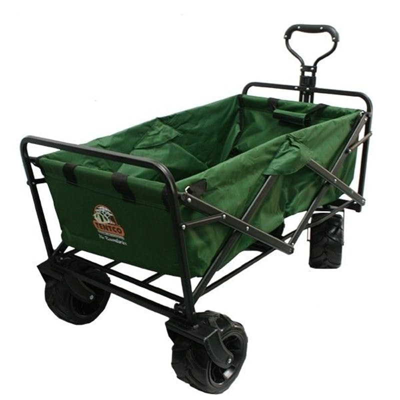 Foldable 4x4 Trolley