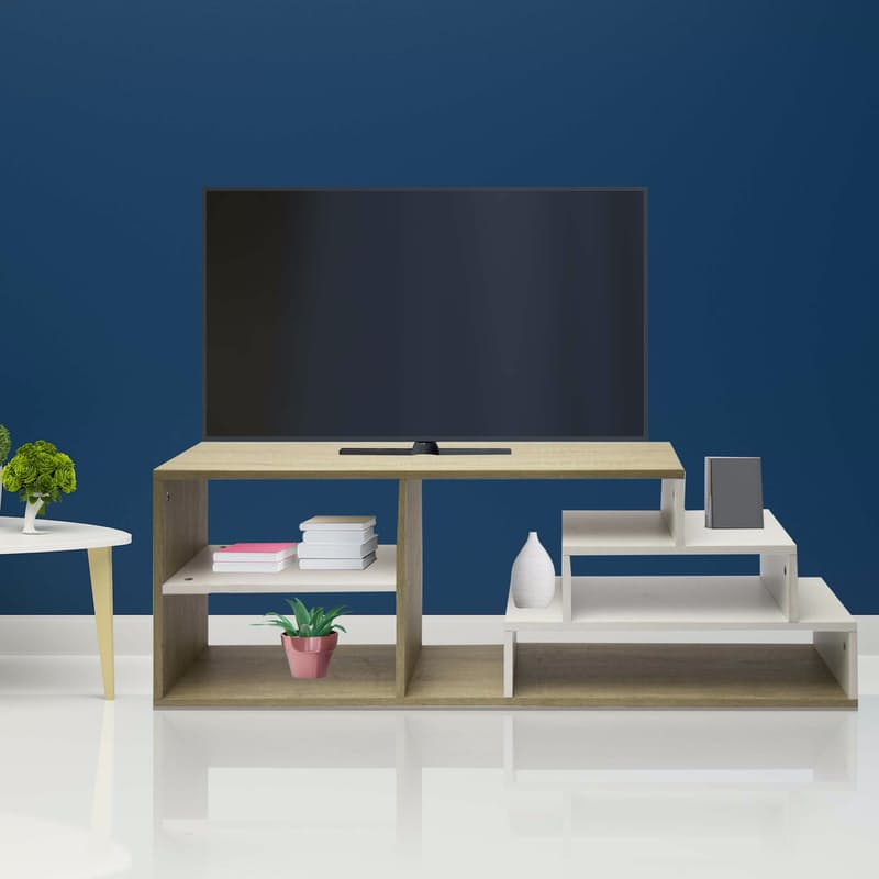 4 or 5 Cube Hartford TV Unit