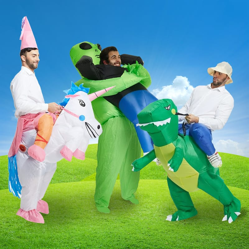 Fun Inflatable Adult Costumes