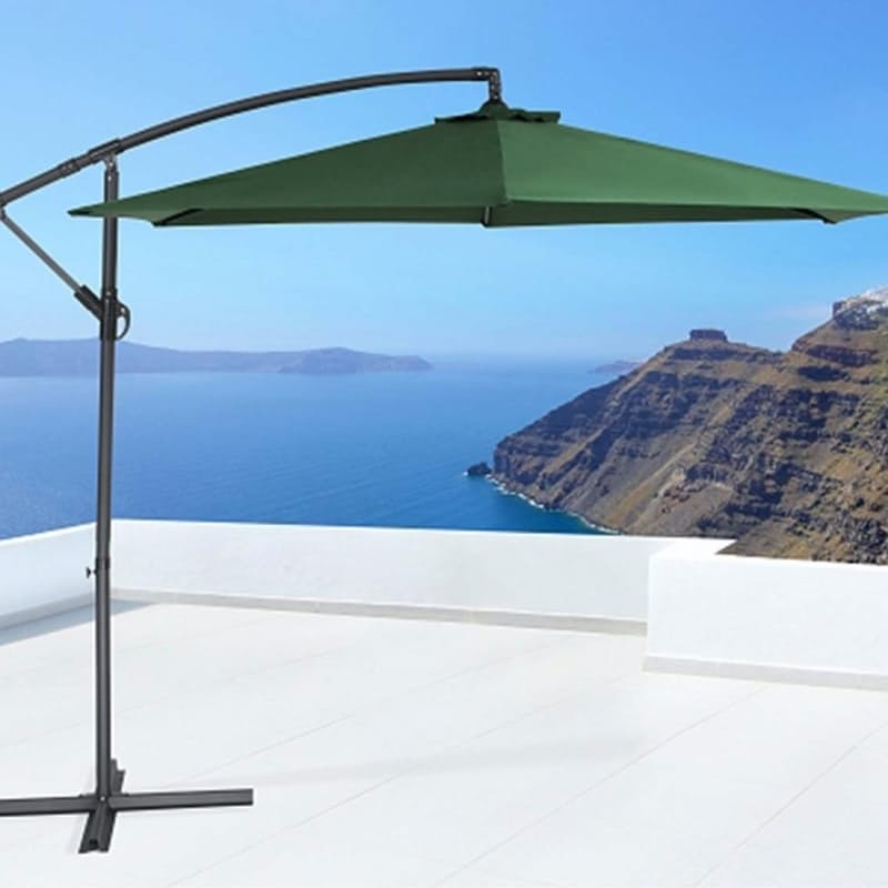 3m Outdoor Vogue Cantilever Umbrellas