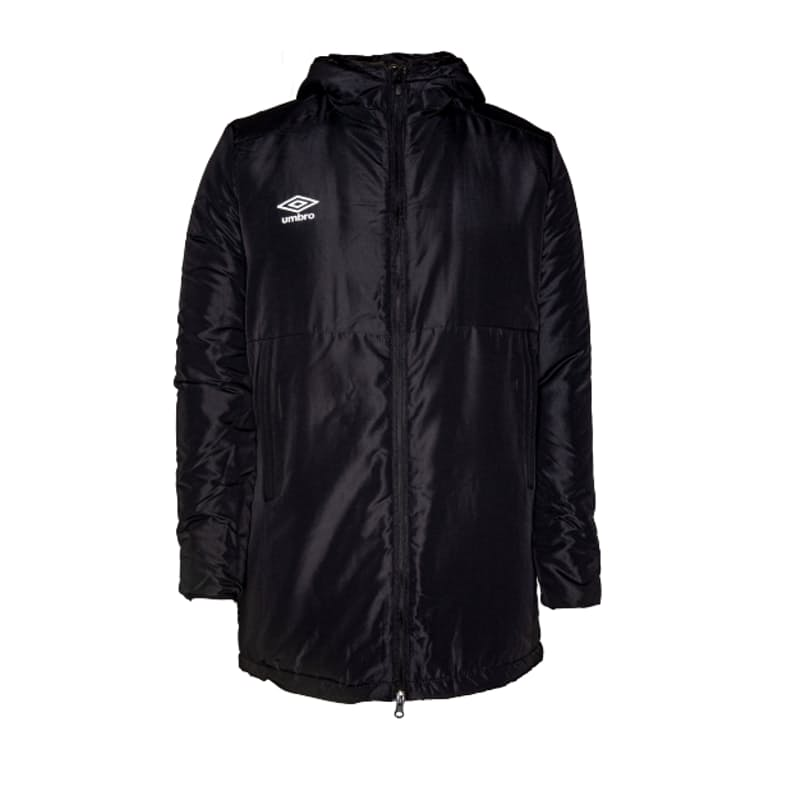 Men's Padded Training Shower Jacket with Hood