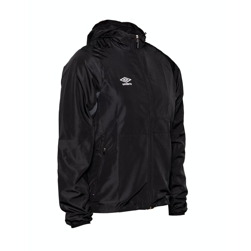 Men's or Youth's Training Shower Jacket with Hood