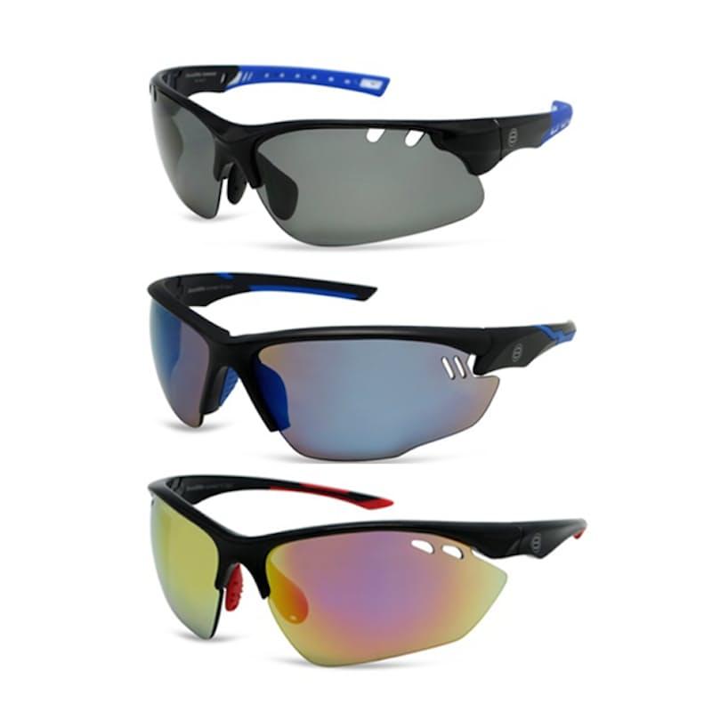 Unisex Platinum Polarised Cycling Sunglasses