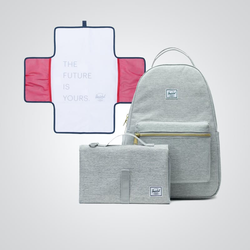 Sprout Backpacks with Changing Mat