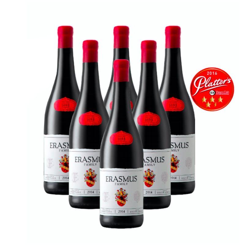 Rhone Blend 2014 (R174.83 per Bottle, 6 Bottles)