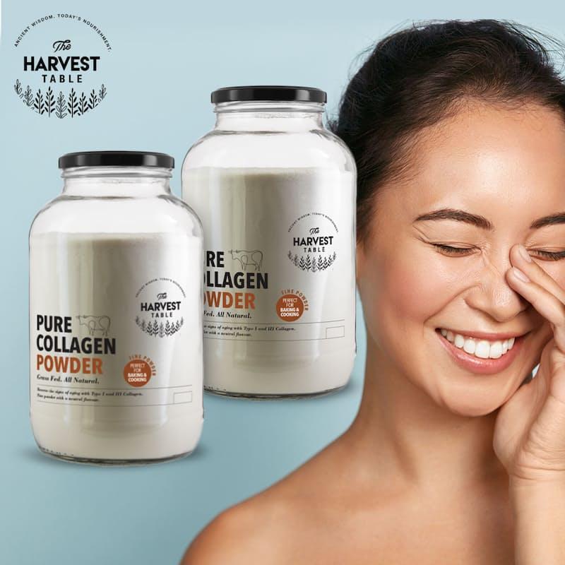 Pack of 2 900g Collagen Powder Loading Kit (1.8Kg)