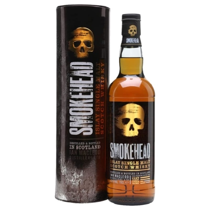 700ml High Voltage Single Malt Whisky