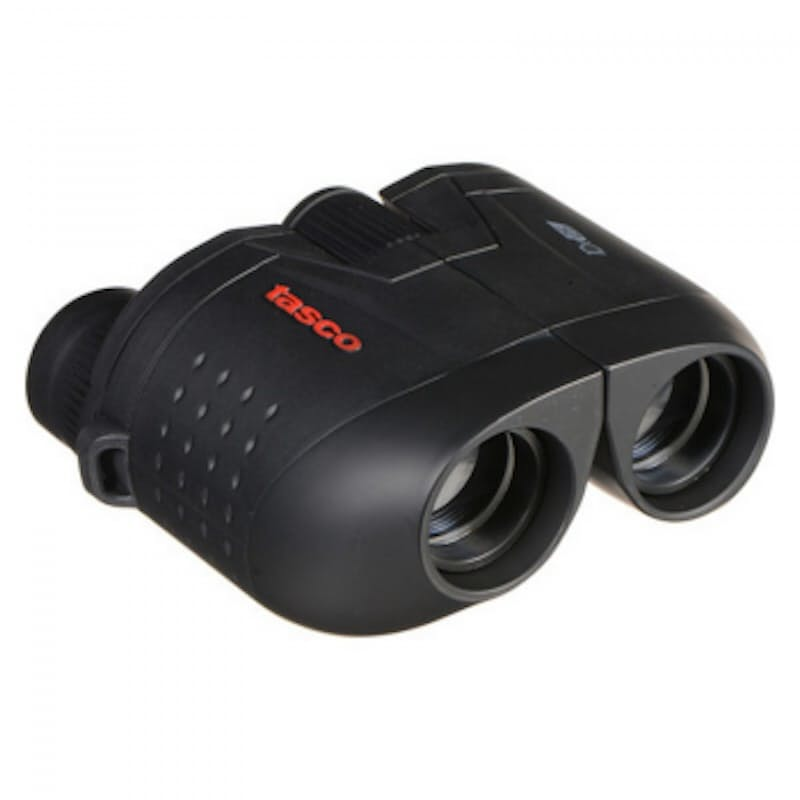 10X25 Essentials Porro Hanging Box Binoculars
