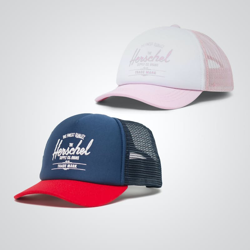 Kids Trucker Caps