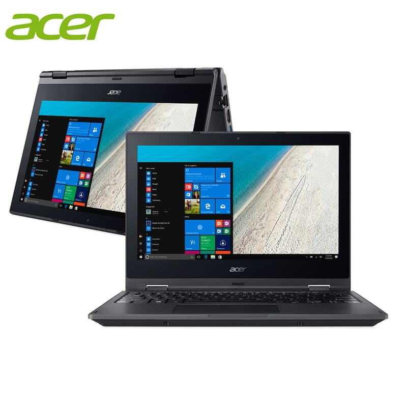 "TravelMate B118 11.6"" Multi-Touch Notebook"