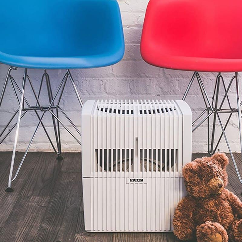 Comfort Plus Airwasher Air Purifier & Humidifier