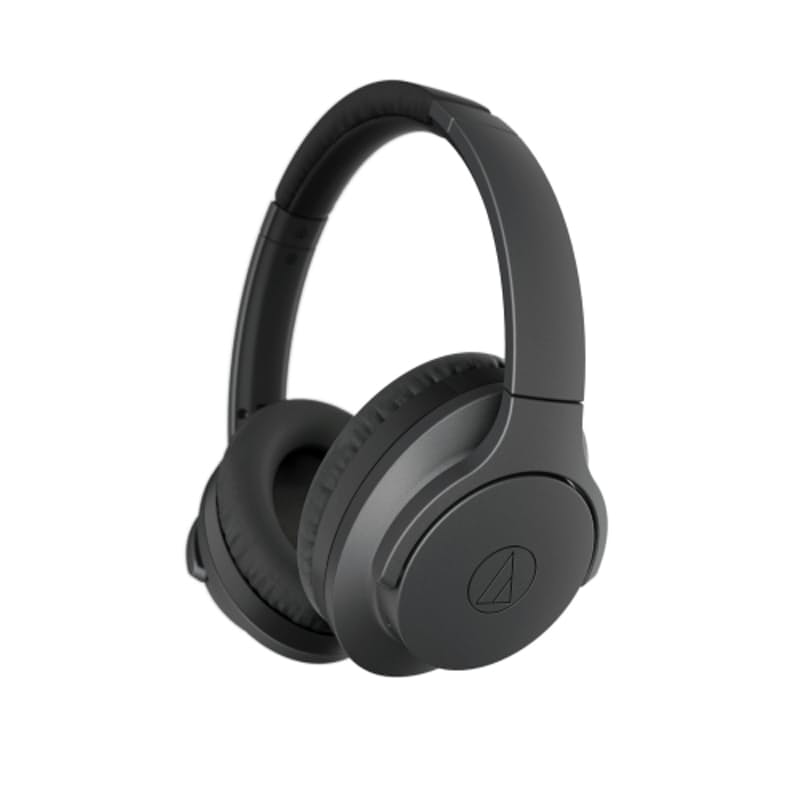 QuietPoint® Wireless Active Noise-Cancelling Headphones (Model: ANC700BT)