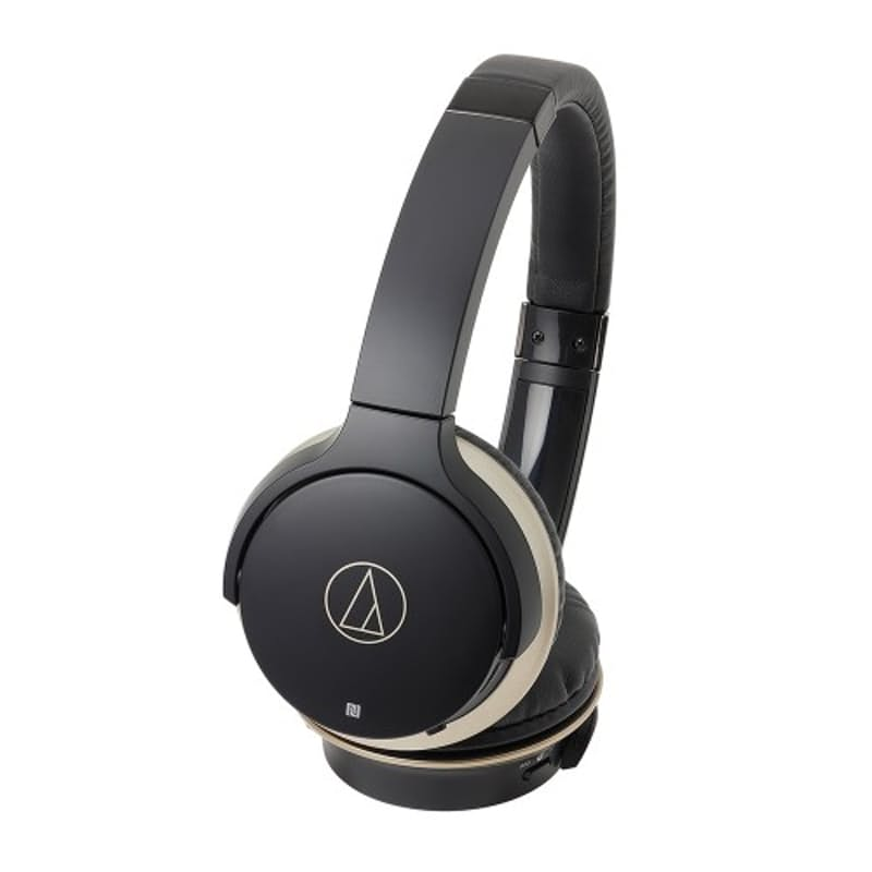 SonicFuel® Wireless On-Ear Headphones with Mic & Control