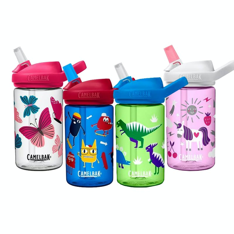 Kids 2020 Non-insulated 400ml Eddy Bottles
