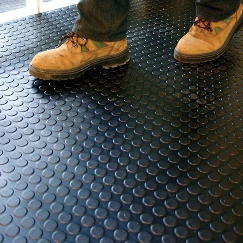 Pack of 4 PVC Interlocking Tiles (1 Sqm)