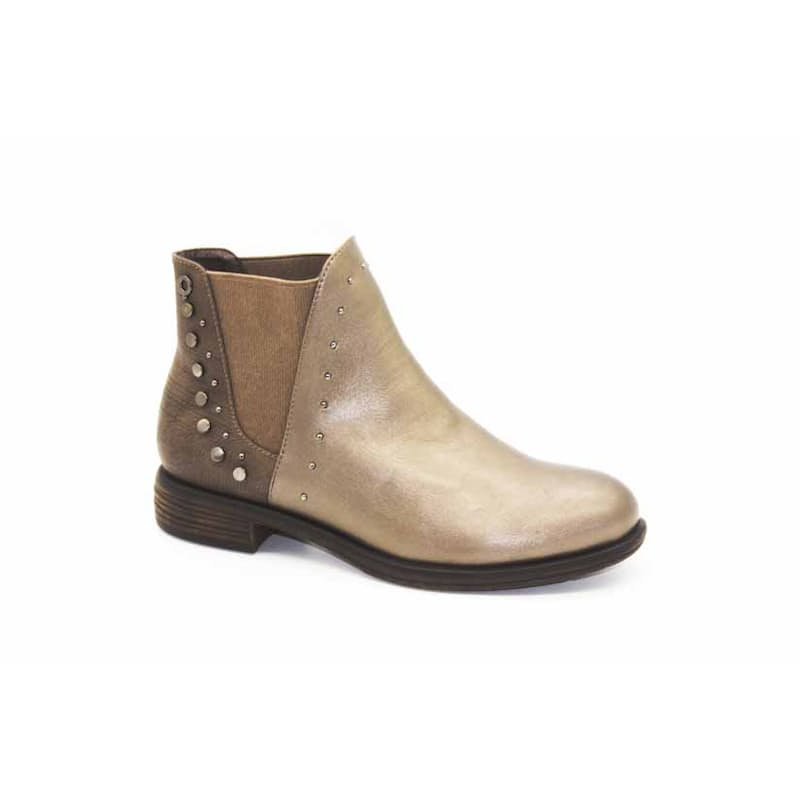 Ladies Neveah Pewter Boot