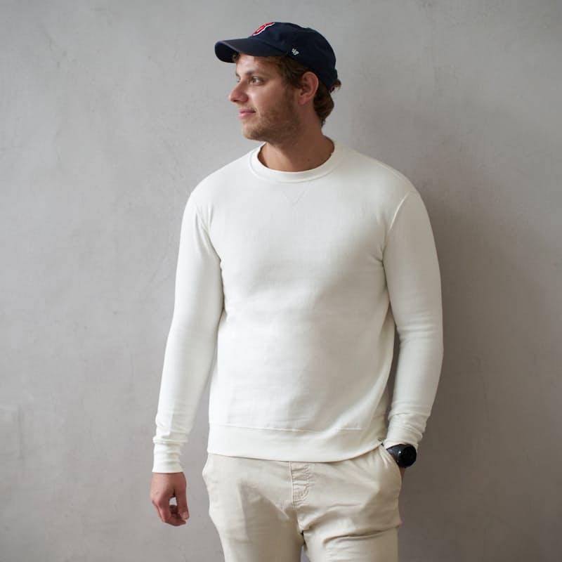 Men's 100% Cotton Sweatshirt